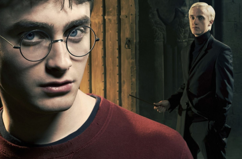 J.K. Rowling Posts New Writing About Draco Malfoy to Pottermore!
