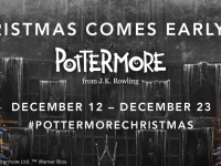 #PottermoreChristmas J.K. Rowling Releasing 12 New Harry Potter Short Stories to Commemorate the 12 Days of Christmas
