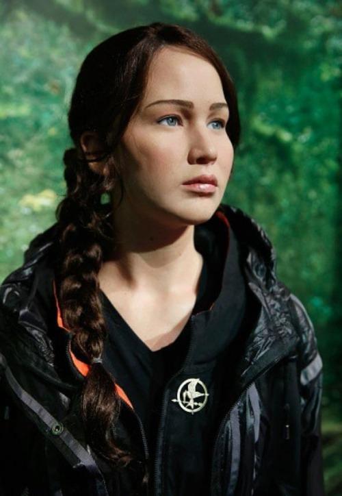 Katniss Everdeen Madame Tussauds