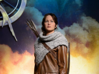 Madame Tussauds Premieres Katniss Everdeen Wax Figures in NYC and LA!