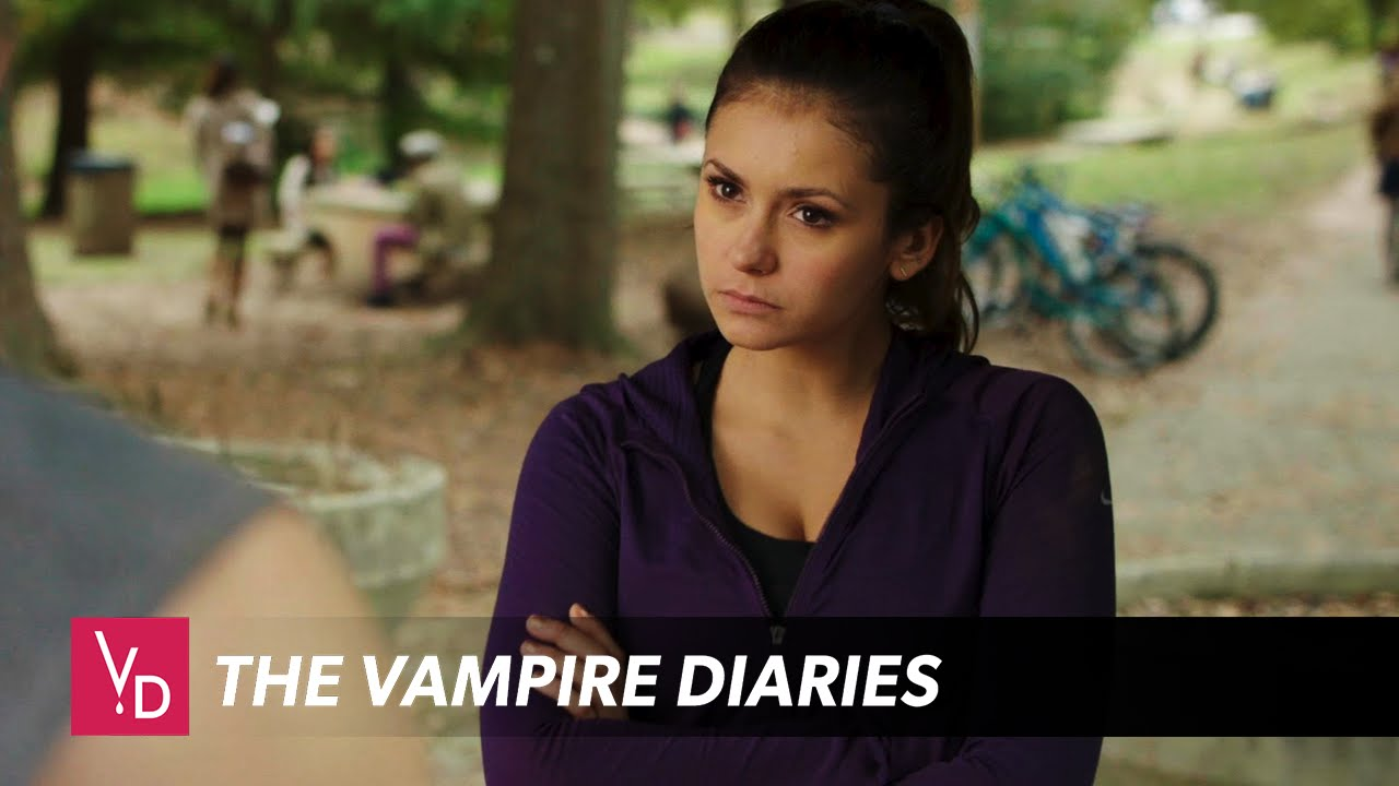 "Clip from 'The Vampire Diaries' Season 6, Episode 9: ""I Alone"" 