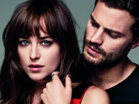 Jamie Dornan and Dakota Johnson Talk 'Fifty Shades of Grey' With Glamour (New Photoshoot, too!)