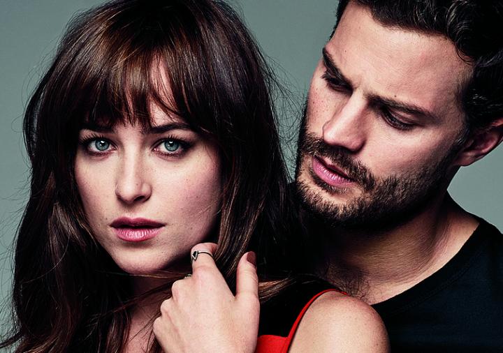 Jamie Dornan and Dakota Johnson Talk 'Fifty Shades of Grey' With Glamour (New Photoshoot, too!)