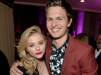 "Ansel Elgort and Chloë Grace Moretz to Star in ""November Criminals"" Together"