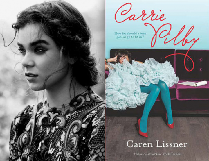 Hailee Steinfeld Will Star in Adaptation of YA Novel 'Carrie Pibly'