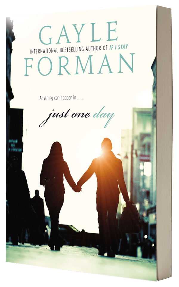 Book Review for 'Just One Day' by Gayle Forman