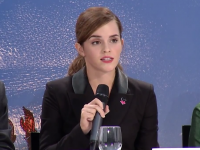 Emma Watson Delivers Another Amazing Speech on Gender Equality, Introduces IMPACT 10x10x10
