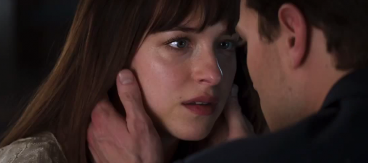 'Fifty Shades of Grey' Official Golden Globes Trailer