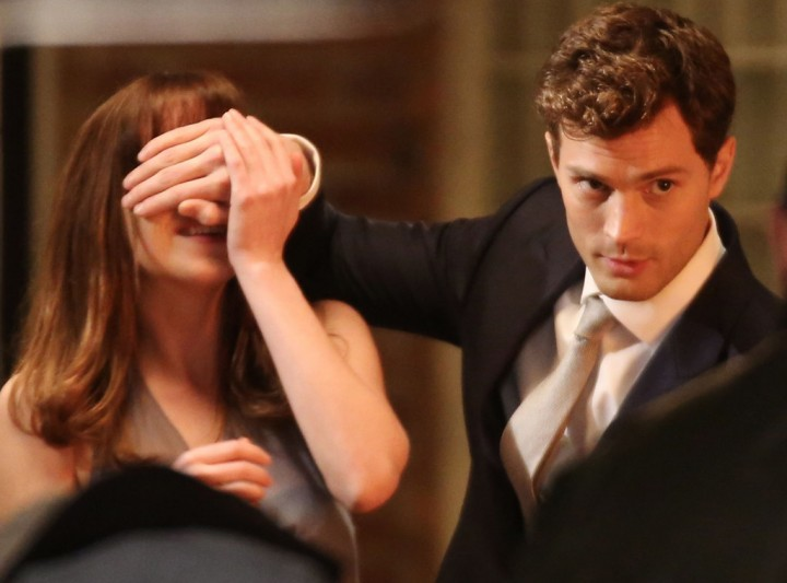 Jamie Dornan's Rep Denies Rumors That He's Quitting 'Fifty Shades of Grey'