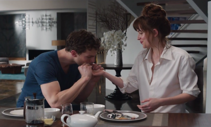 E.L. James Wants Control Over 'Fifty Shades' Sequel Script