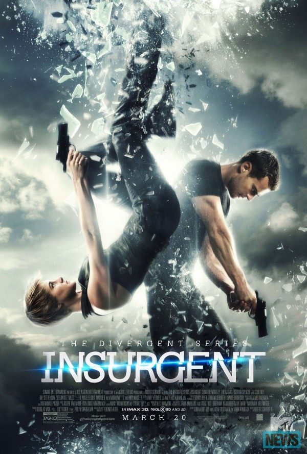 Insurgent movie poster - final