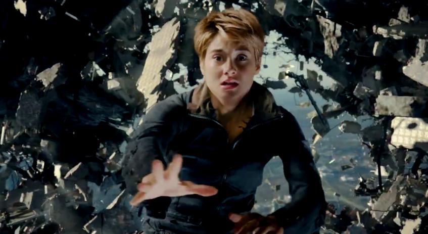 'Insurgent' Pre-Super Bowl Trailer is Here!