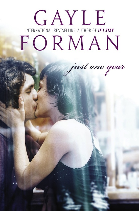 Book Review for 'Just One Year' by Gayle Forman