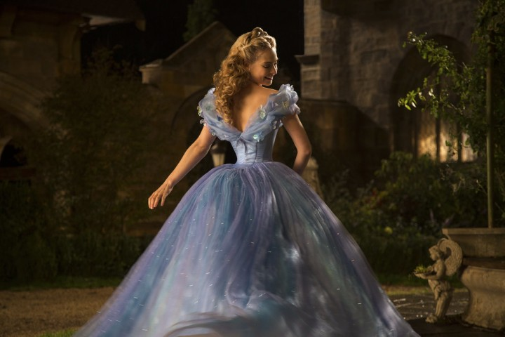We're Dazzled by All These Magical 'Cinderella' Movie Pictures!