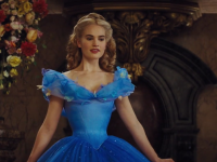 Watch the New Enchanting 'Cinderella' Trailer