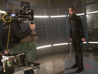 'Mockingjay Part 1' Behind the Scenes Photos and Video (Plus Deleted Scenes)