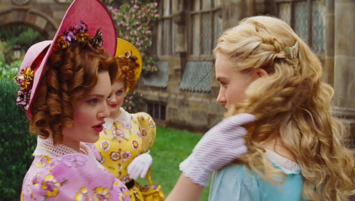 Watch Cinderella Meet Lady Tremaine for the First Time in the Latest Clip!