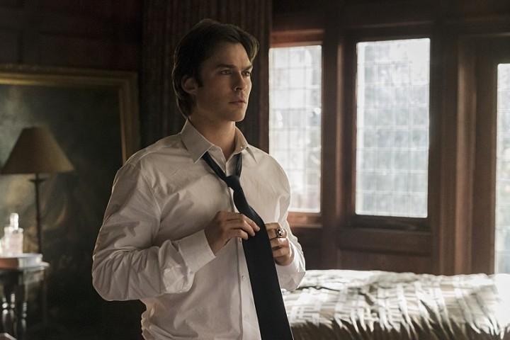 "'The Vampire Diaries' Season 6, Episode 15 Stills + Synopsis — ""Let Her Go"""