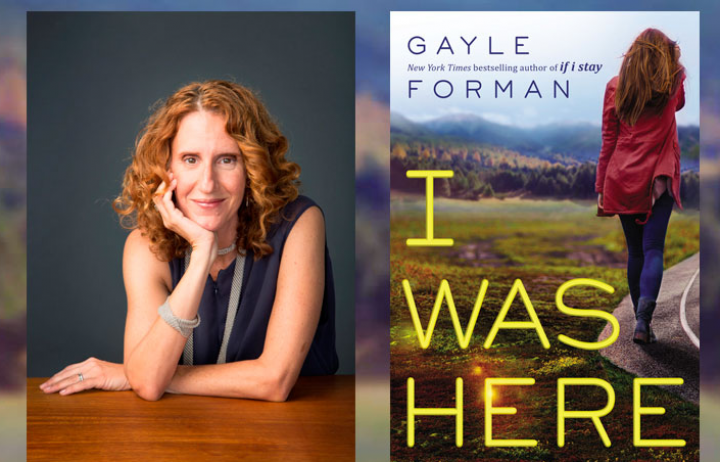 """Gayle Forman's """"I Was Here"""" Optioned by New Line — Coming to the Big Screen"""