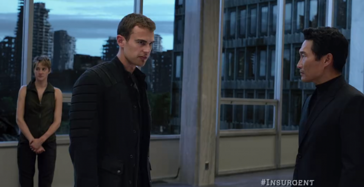 "Watch the Latest 'Insurgent' TV Spot: ""Be Different"""