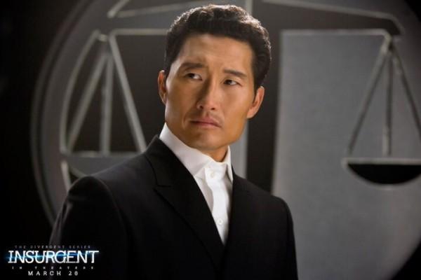 Daniel Dae Kim as Jack Kang in 'Insurgent'