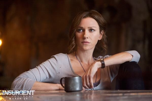Naomi Watts as Evelyn in 'Insurgent'