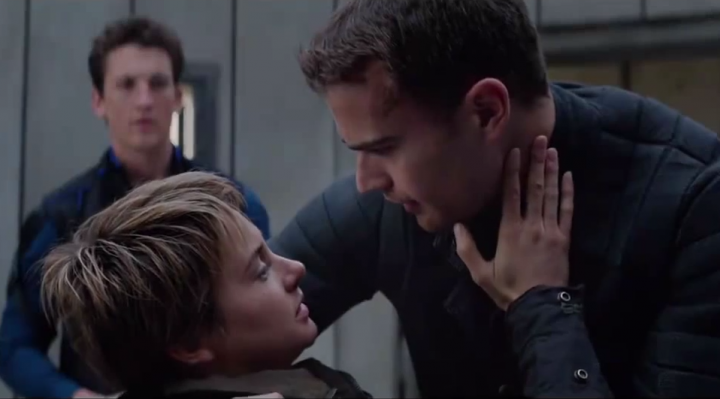 "New 'Insurgent' Trailer: ""Fight Back"""