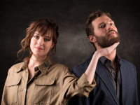 '50 Shades' Stars Jamie Dornan and Dakota Johnson Are Charming in These USA Today Portraits + Interview