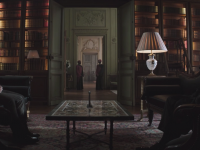 Watch This Deleted Scene from Mockingjay Part 1 Between Peeta and President Snow