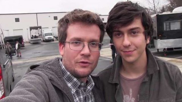 WATCH: John Green and Nat Wolff Hype 'Paper Towns' Movie