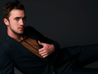 "Tom Felton Admits He Was ""Devastated"" to be Sorted into Gryffindor (New Interview + Photoshoot!)"