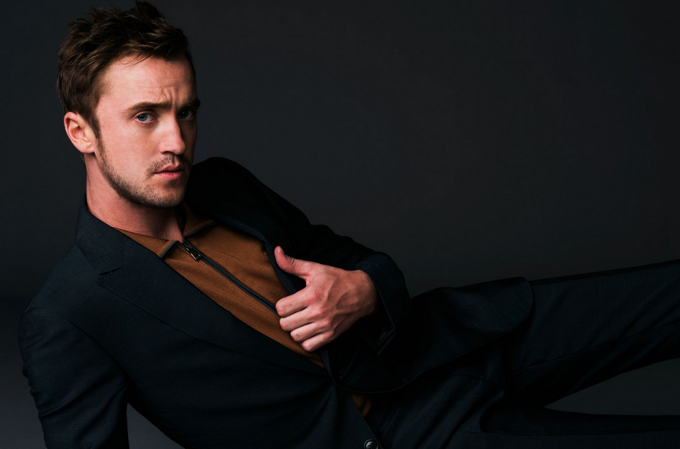 Tom Felton — New Interview and - 498.4KB