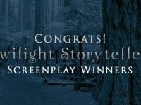 Six Winning 'Twilight' Screenplays Announced!