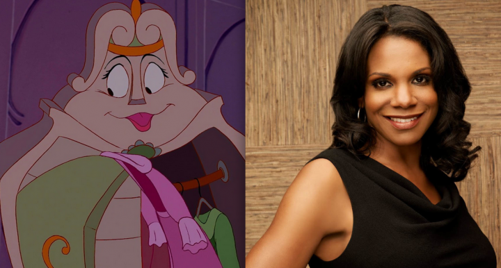 'Beauty and the Beast' Castnig News:  Audra McDonald Will Play the Wardrobe, Garderobe!