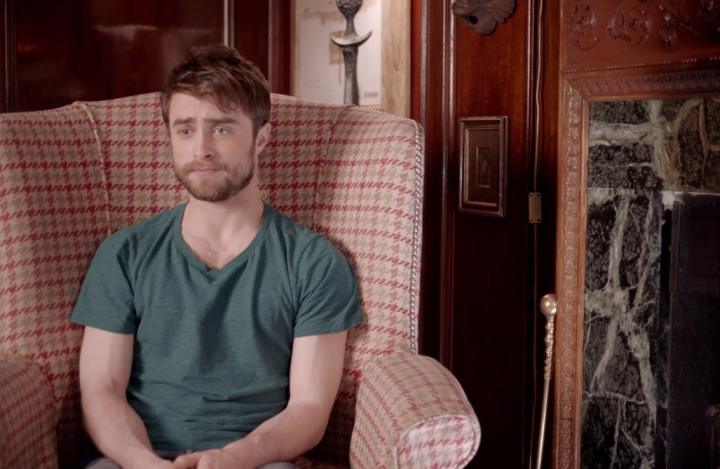 Daniel Radcliffe in First Clip from 'Tom Felton Meets the Superfans' Documentary