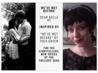 "WATCH: Dear Bella #5 – ""We've Met Before"" #TwilightStories"