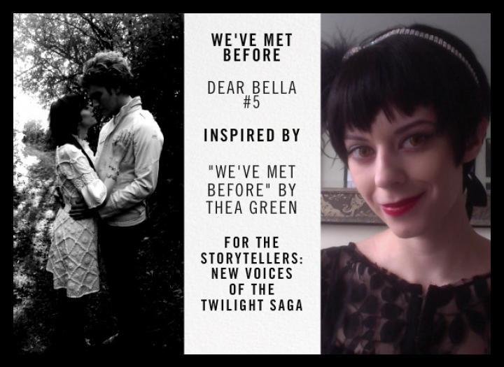 """WATCH: Dear Bella #5 – """"We've Met Before"""" #TwilightStories"""