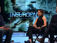 Theo James and Shailene Woodley's 'Insurgent' Google Live Stream (Full Video)