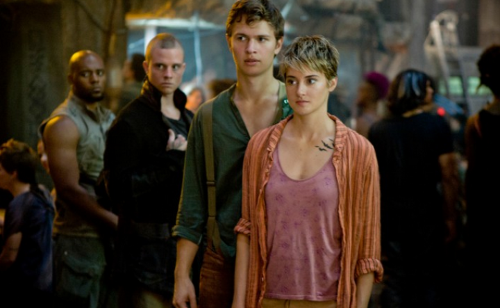 Veronica Roth Talks to 'Insurgent' Movie Changes and 'Allegiant'