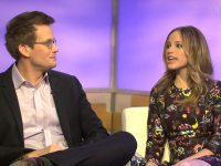 John Green and Halston Sage Break Down the 'Paper Towns' Trailer!
