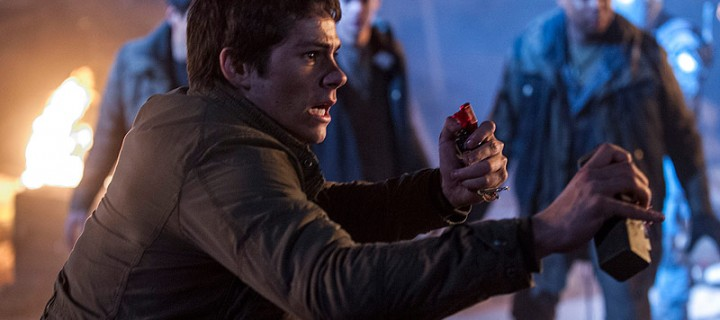 First Stills from The Scorch Trials Movie Released