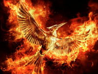 "'Mockingjay Part 2′ Teaser Poster and Logo Video Revealed: ""Remember"""