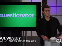 Paul Wesley Takes on the CWestionator