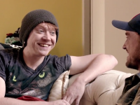 J.K. Rowling and Rupert Grint in New 'Tom Felton Meets the Superfans' Clips!