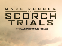 'The Scorch Trials' Graphic Novel Cover Has Been Revealed!
