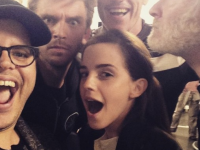 First Photo of the 'Beauty and the Beast' Cast Together!