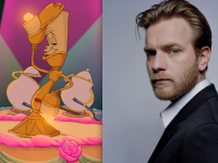 Ewan McGregor in Final Talks to Play Lumiere in 'Beauty & the Beast'