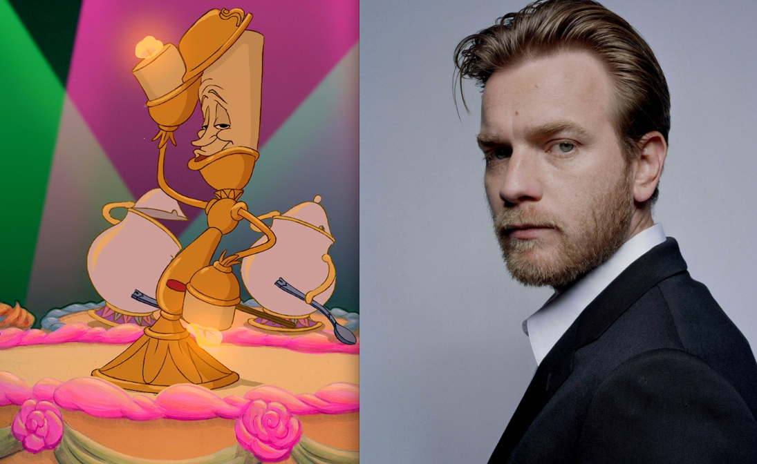 Ewan McGregor In Final Talks To Play Lumiere Beauty The Beast