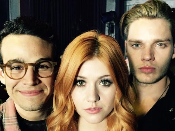 """Shadowhunters"" Stills From Day 4 of Filming"