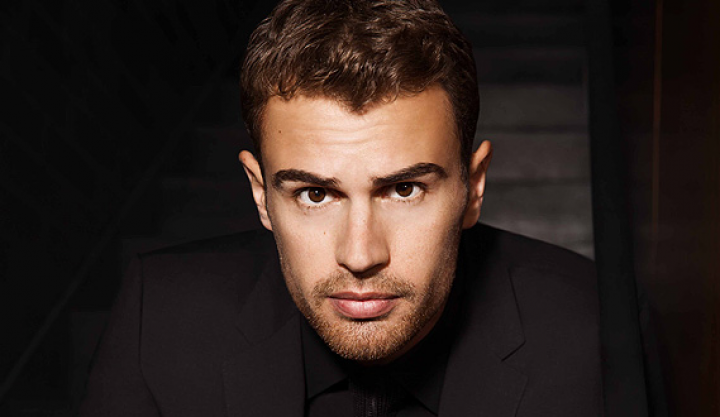 Theo James is the New Face of Hugo Boss's Fall Fragrance!